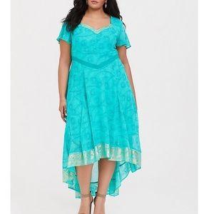 Beautiful Torrid NWT Jasmine dress size 4